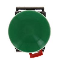 Кнопка AEA-22 зеленая NO+NC Грибок EKF PROxima