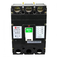 Выключатель автоматический ВА-99М  400/315А 3P 42кА EKF PROxima