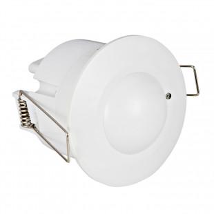 Микроволновый датчик движения бел. 1200Вт 360гр. до 20м IP20 MW-701 EKF PROxima