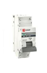 Автоматический выключатель 1P  35А (C) 10kA ВА 47-100 EKF PROxima
