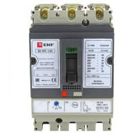 Выключатель автоматический ВА-99C (Compact NS)  160/ 40А 3P 36кА EKF PROxima