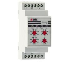 Реле контроля фаз многофункциональное RKF-8 EKF PROxima