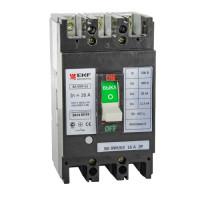 Выключатель автоматический ВА-99М   63/16А 3P 25кА EKF PROxima
