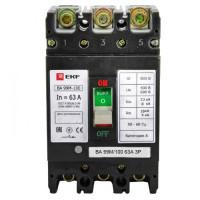 Выключатель автоматический ВА-99М  100/100А 3P 35кА EKF PROxima