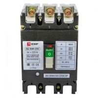 Выключатель автоматический ВА-99М  250/225А 3P 35кА EKF PROxima