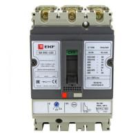 Выключатель автоматический ВА-99C (Compact NS)  100/ 50А 3P 36кА EKF PROxima