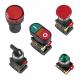 Кнопки управления и переключатели