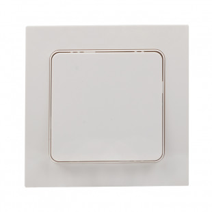 Стокгольм Выключатель 1-кл. 10А белый EKF PROxima