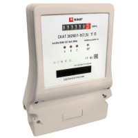 Счетчик электрической энергии СКАТ 302М/1 - 10(100) Ш П EKF PROxima