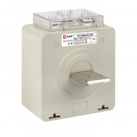 Трансформатор тока ТТЕ-A-800/5А с клеммой напряжения класс точности 0,5S EKF PROxima