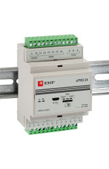 Модуль базовый ePRO удаленного управления 6вх4вых 230В GSM EKF PROxima