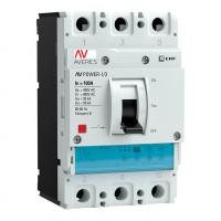 Автоматический выключатель AV POWER-1/3 100А 50kA ETU2.0