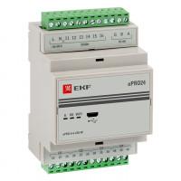 Модуль базовый ePRO удаленного управления 6вх4вых 230В WiFi EKF PROxima