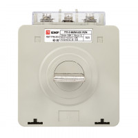 Трансформатор тока ТТЕ-A-400/5А с клеммой напряжения класс точности 0,5S EKF PROxima