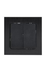 Стокгольм Механизм  Выключателя 2-кл. 10А черный EKF PROxima