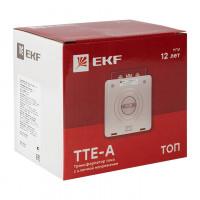 Трансформатор тока ТТЕ-A-100/5А с клеммой напряжения класс точности 0,5 EKF PROxima