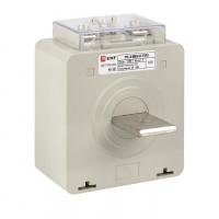 Трансформатор тока ТТЕ-A-800/5А с клеммой напряжения класс точности 0,5 EKF PROxima