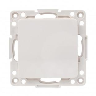 Стокгольм Механизм Выключателя 1-кл. проходного 10А белый EKF PROxima
