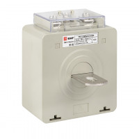 Трансформатор тока ТТЕ-A-200/5А с клеммой напряжения класс точности 0,5 EKF PROxima