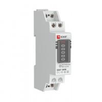 Счетчик электрической энергии модульный SKAT 101М/1 - 5(40) Ш Р M EKF